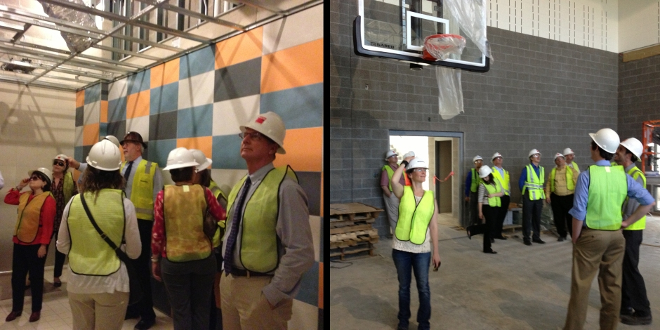 Tour of Thelma Richardson Elementary