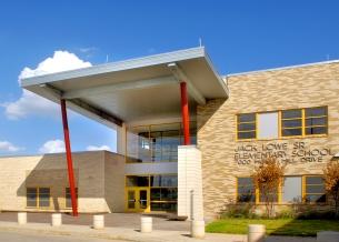DISD Jack Lowe Elementary School