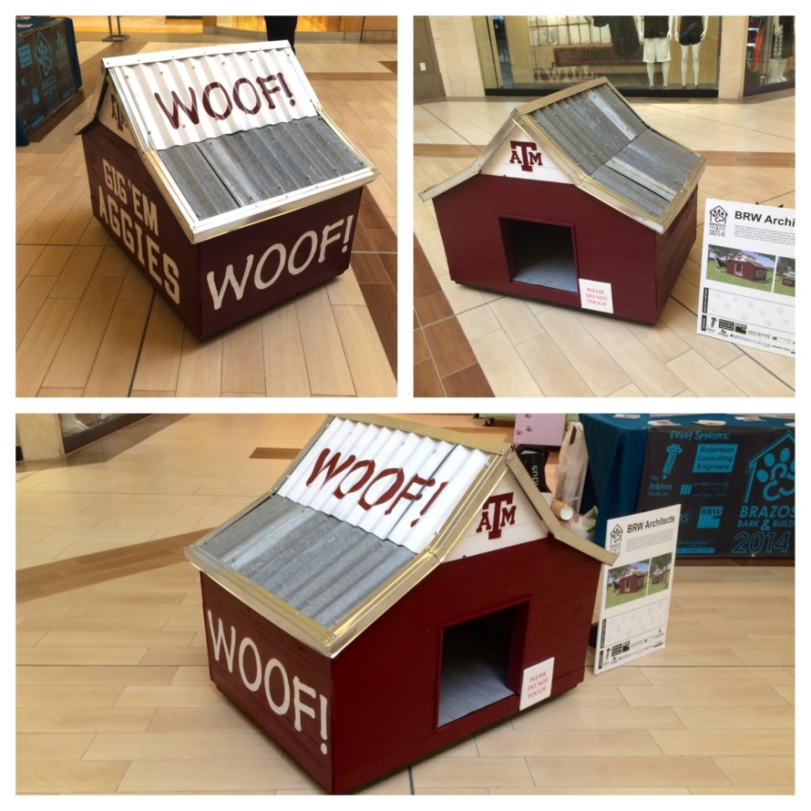 Aggie Woof House