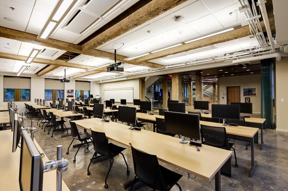 Francis Hall; TAMU College Station: BRW Architects: Saterfield & Pontikes GC