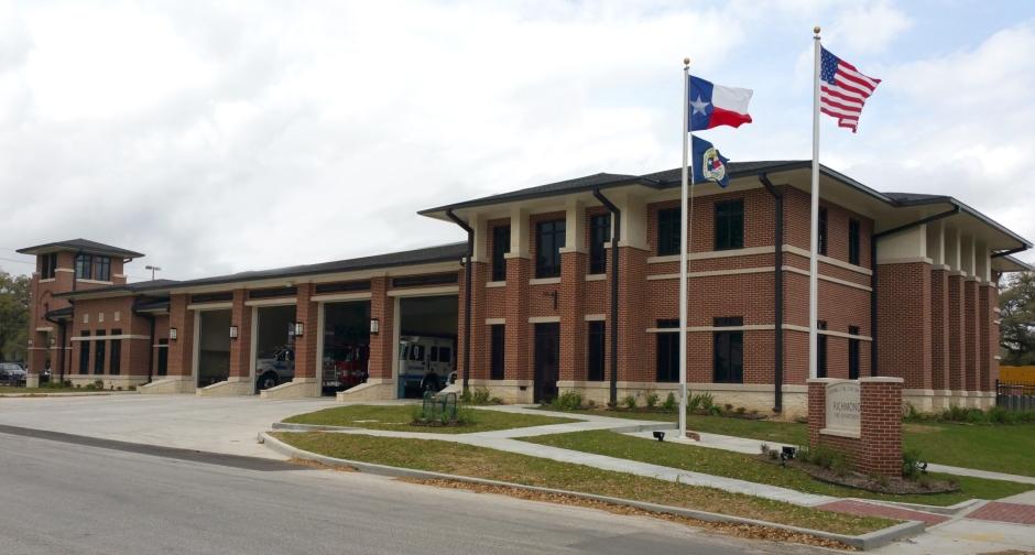 Richmond Central Fire Station