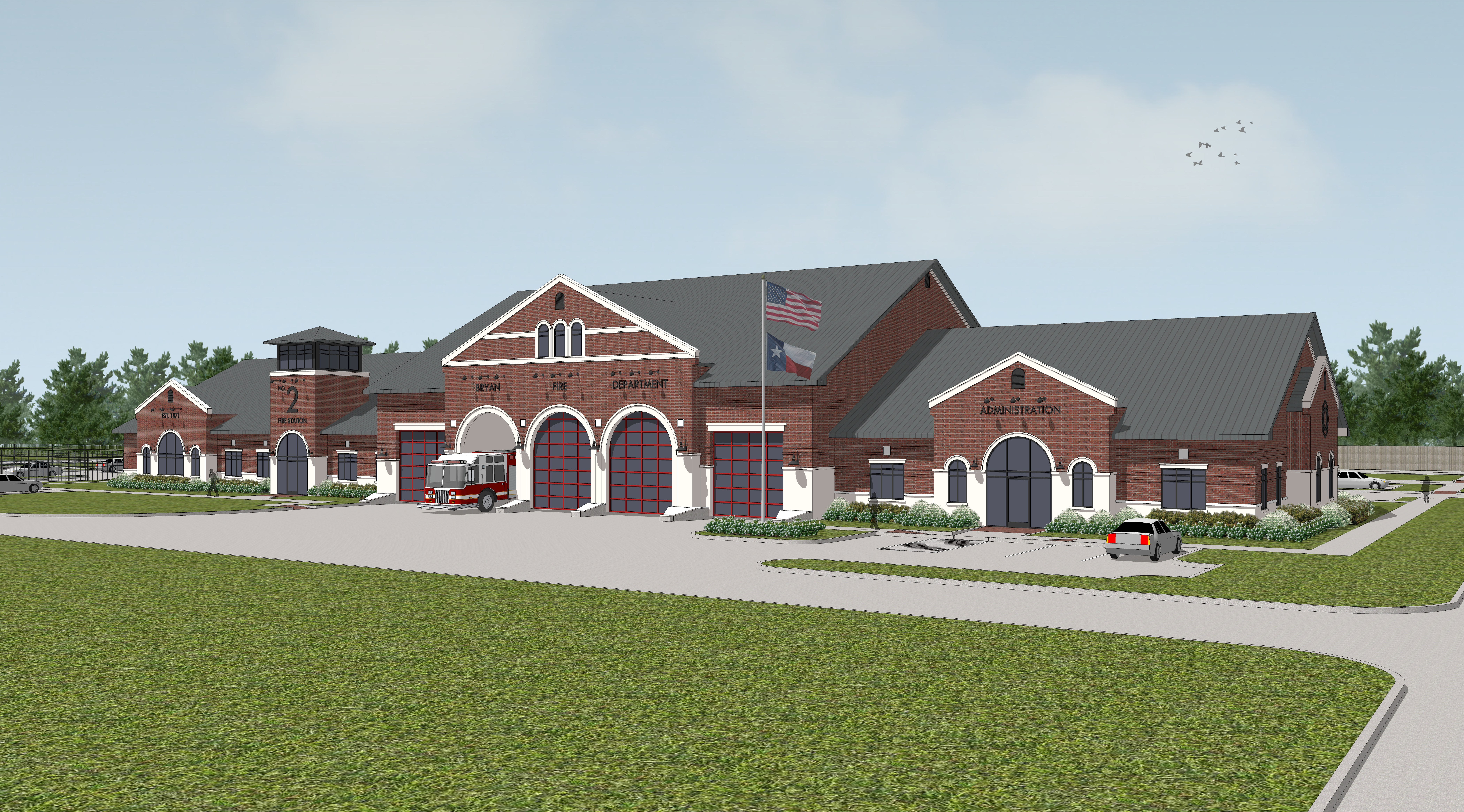 A New Station for Bryan