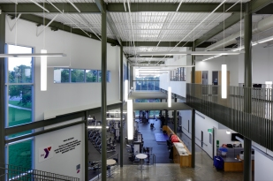 White Rock YMCA; BRW Architects; Lee Lewis Construction
