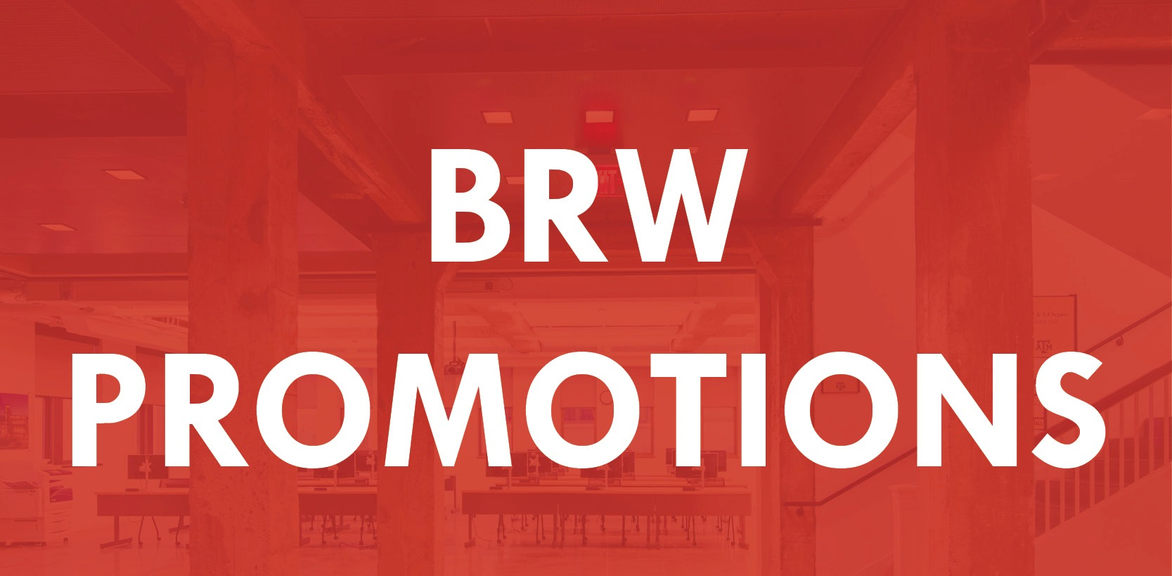 BRW Announces Staff Promotions to Kick-off 2017!