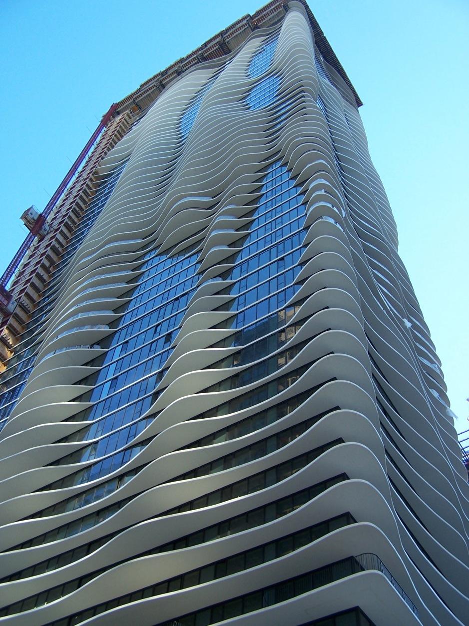 Aqua Tower - S.Zelov