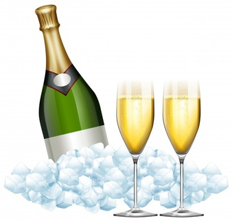 two-glasses-of-champagne-and-bottle-in-ice-illustration_1308-1164